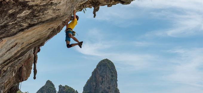 Stranka Obrazek Jsme novym webem - Jsme novým webem o lezení a dalších outdoorových aktivitách